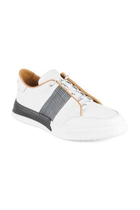 3349 Beyaz Casual Erkek Ayakkabı