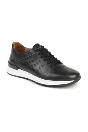 3045 Siyah Erkek Spor Ayakkabı