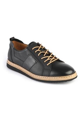 3298 Siyah Casual Erkek Ayakkabı