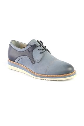 3387 Mavi Casual Erkek Ayakkabı