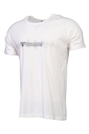 Pita Erkek Beyaz Baskılı Tişört