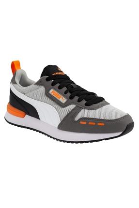R78 Erkek Gri Koşu Ayakkabısı