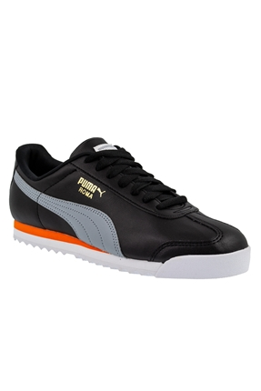 Basic Quarry Erkek Siyah Ayakkabı