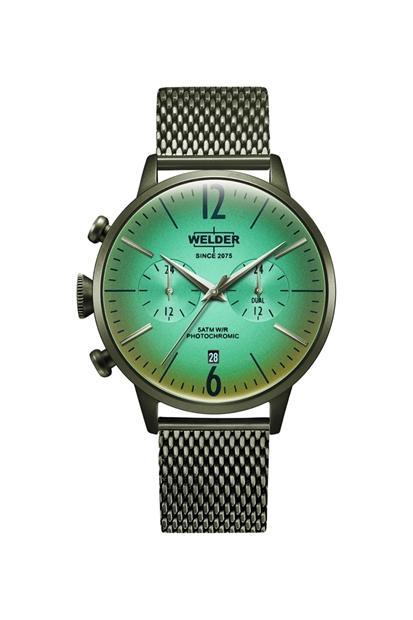 Welder Moody Yeşil Kol Saati WWRC811