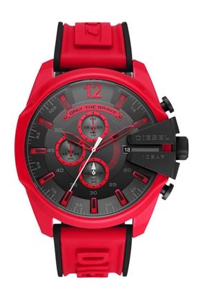 Kırmızı Erkek Kol Saati