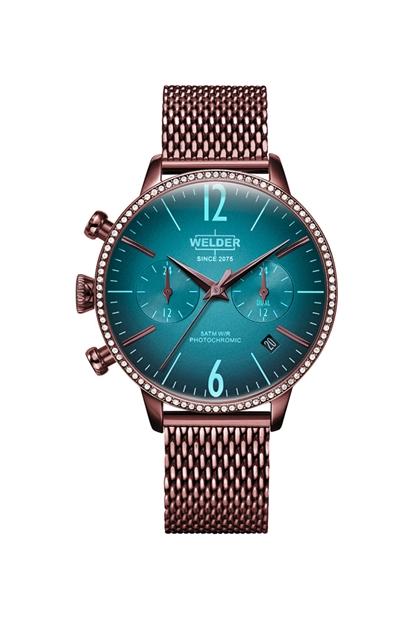 Welder Moody Pembe Kadın Kol Saati WWRC667