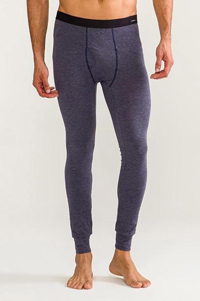Thermoform Heavy Erkek Lacivert Pantolon HZT1042-LAC
