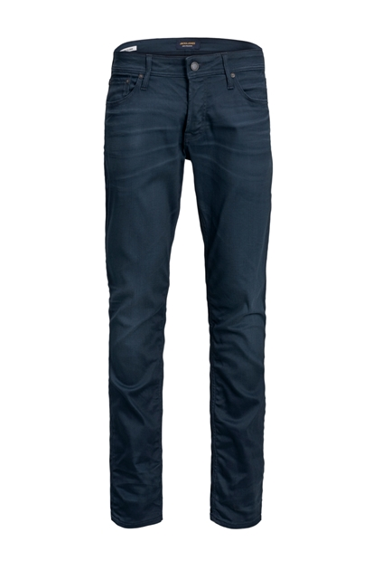 Jack & Jones Clark Icon Lacivert Kot Pantolon 12153474-BD