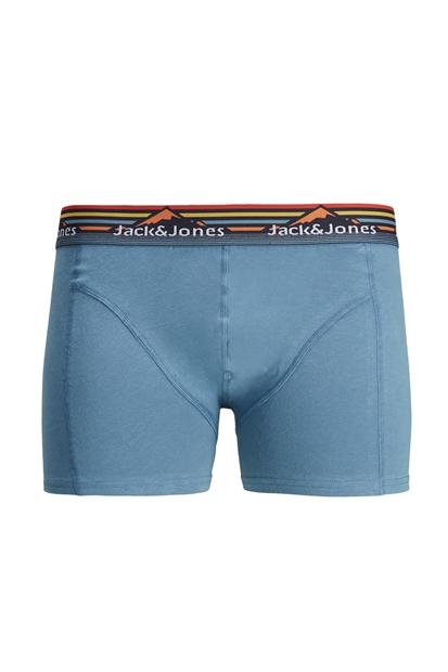 Jack & Jones Mountain Trunks Mavi Erkek Baksır 12185404-BHN