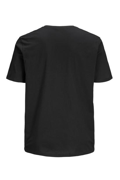 Jack & Jones Edge Siyah Erkek Tişört 12186882-B
