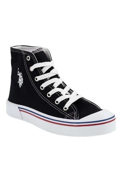 U.S. Polo Assn. Penelope Siyah Kadın Ayakkabı 100910634