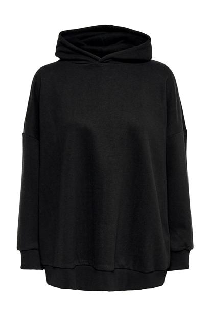 Only Fbritta Siyah Kadın Sweatshirt 15189665-B