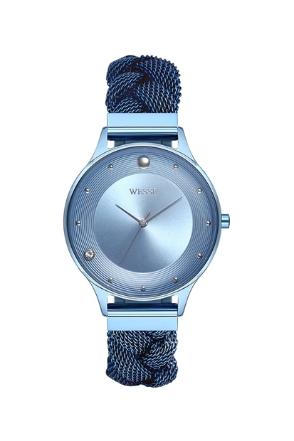 Wesse Mavi Kadın Kol Saati WWL105903