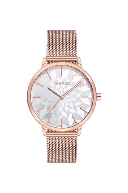 Wesse Altın Kadın Kol Saati WWL107701
