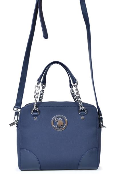 U.S. Polo Assn. Mavi Kadın Omuz Çantası US20296