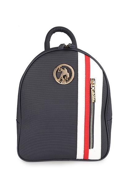 U.S. Polo Assn. Siyah Kadın Sırt Çantası US20279-02417