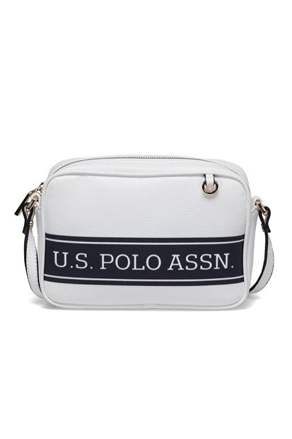 U.S. Polo Assn. Beyaz Kadın Çanta