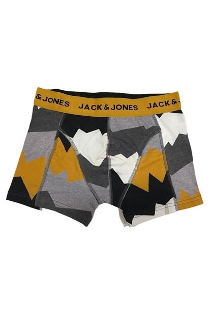 Jack & Jones Rain Trunks Erkek Boxer 12182985-DGMB