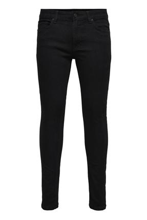 Warp Life Pk 8822 Siyah Kot Pantolon
