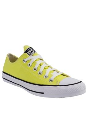 Chuck Taylor All star Sarı Kadın Spor Ayakkabı