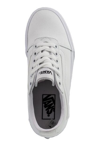 Vans Ward Platform Beyaz Kadın Spor Ayakkabı VN0A3TLC0RG1