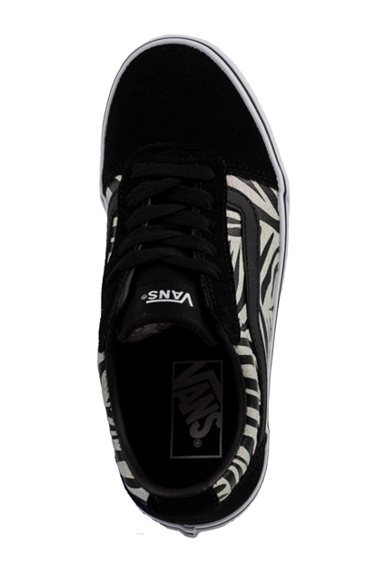 Vans Ward Siyah Kadın Spor Ayakkabı VN0A3IUN54G1