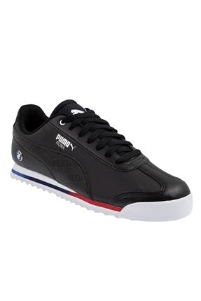 Bmw Mms Roma Siyah Erkek Ayakkabı