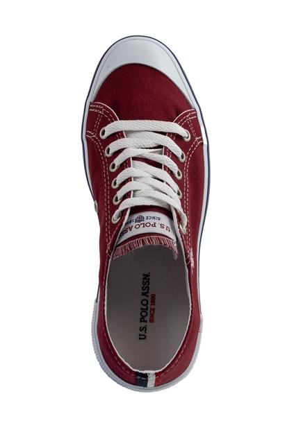 U.S. Polo Assn. Penelope 1Fx Bordo Kadın Ayakkabı 101013465