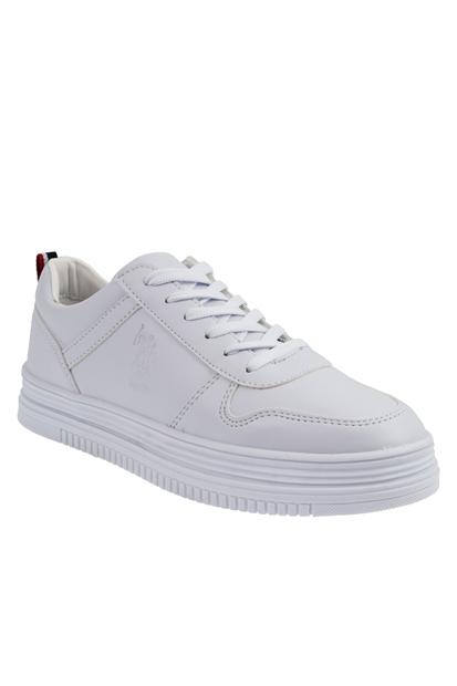U.S. Polo Assn. Suri 1Fx Kadın Beyaz Ayakkabı 100696348