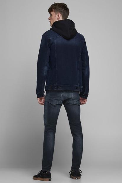 Jack & Jones Glenn Lacivert Erkek Kot Pantolon 12175893-BD