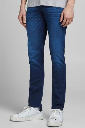 Glenn Lacivert Erkek Kot Pantolon