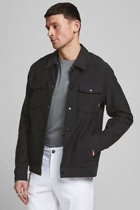 Ladexter Trucker Siyah Ceket
