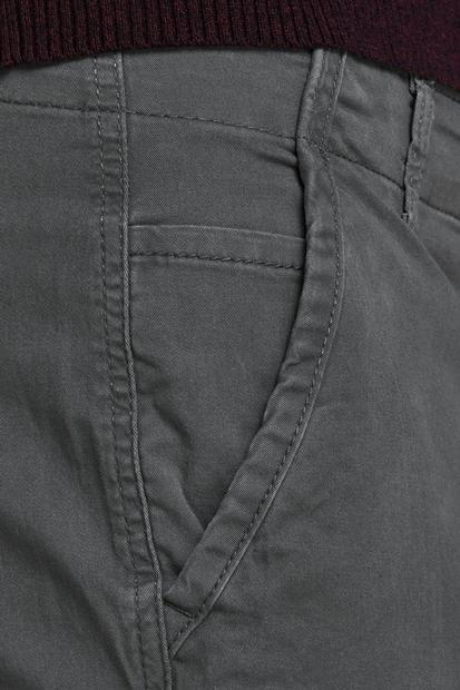 Jack & Jones Paul Flake Füme Erkek Pantolon 12140326-ASP