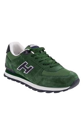 Peru Yeşil Günlük Erkek Ayakkabı