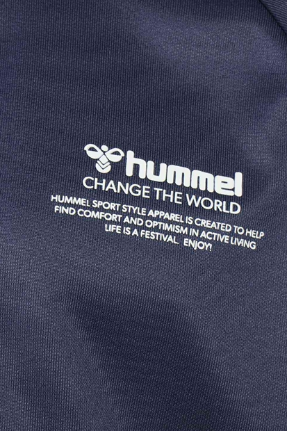 Hummel Falconzo Zıp Lacivert Erkek Ceket 921133-7429