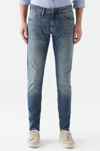 Mavi James Vintage Lacivert Kot Pantolon 0042432121-29