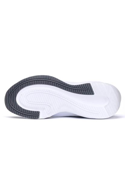 Hummel Neo Gri Erkek Spor Ayakkabı 212620-2004