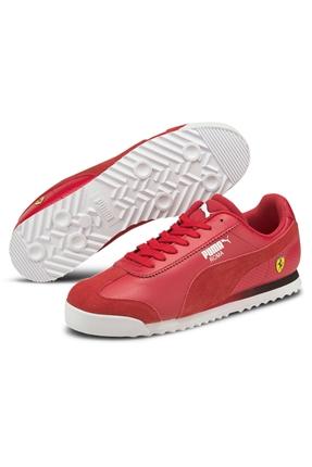 Ferrari Roma Rosso Corsa Erkek Ayakkabı