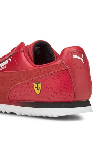 Puma Ferrari Roma Rosso Corsa Erkek Ayakkabı 306766-02