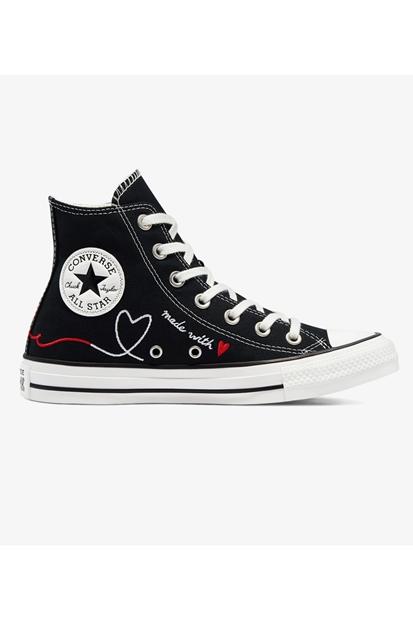 Converse Chuck Taylor All Star Ox Siyah Ayakkabı 171158C.001
