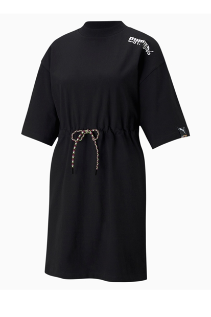 Puma International Siyah Kadın Elbise 599704-01