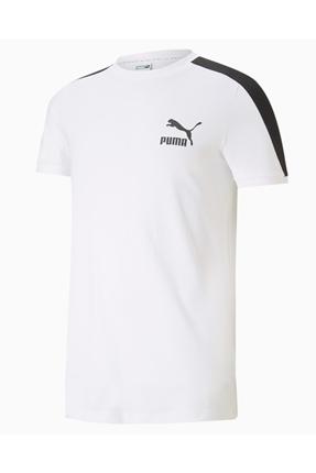 Iconic T7 Beyaz Erkek Tişört