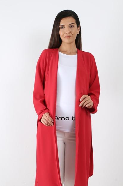 İşşıl 6269-Giy Çik Crep Bağlamali Ceket 19Ynrckt001