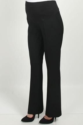 İspanyol Paça Kumaş Hamile Pantolon
