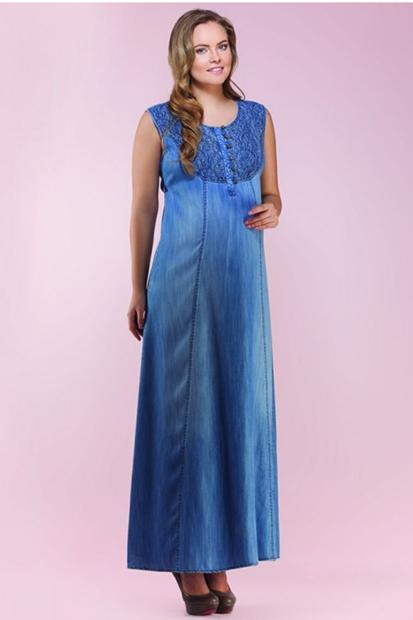 Işşıl Hamile Giyim Güpür Kombin Tensel Elbise 15Ylvelb007