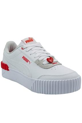 Carina Lift Valentines Kadın Beyaz Spor Ayakkabı