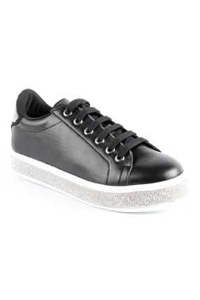 Mb 953 Siyah Bayan Ayakkabı
