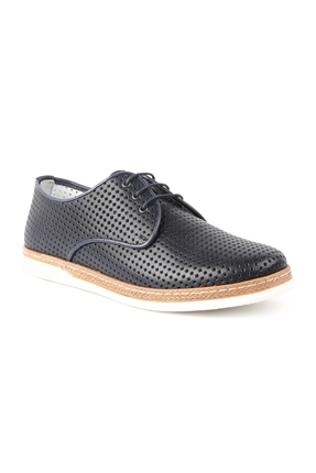 L3609 Siyah Erkek Casual Ayakkabı